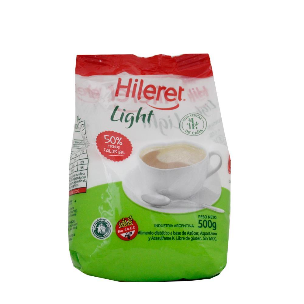 Azúcar HILERET Light Paquete 500 Gr