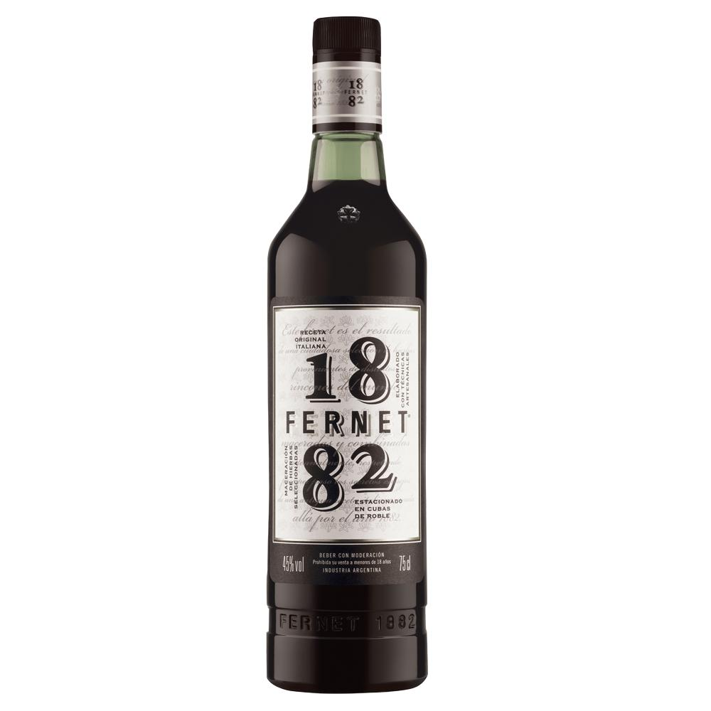 Fernet 1882   Botella 750 Cc