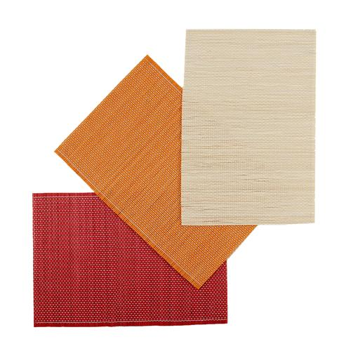 Individual Bamboo Colores 45x30 . . .