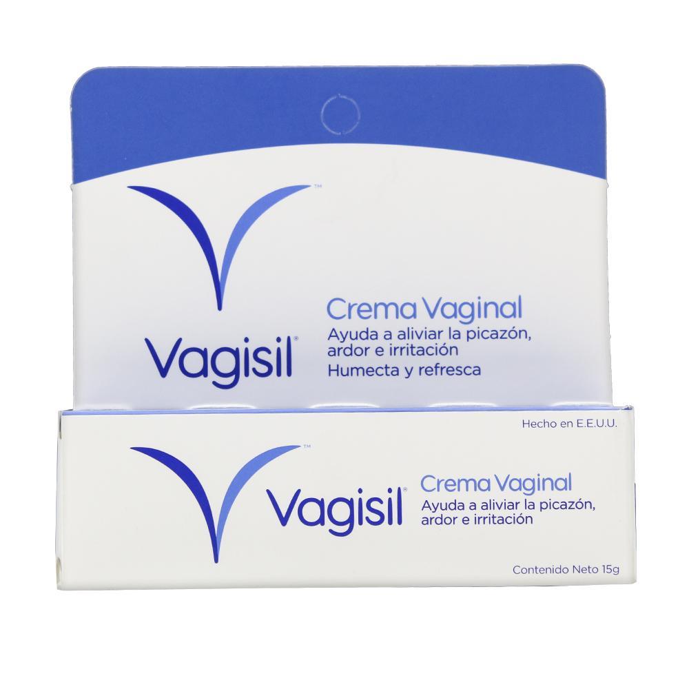 Crema Vaginal Vagisil Humecta Y Refresca Cja 15 Grm