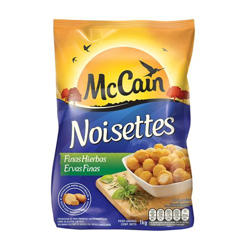 Papas Noisette Finas Mc Cain Bsa 1 Kgm