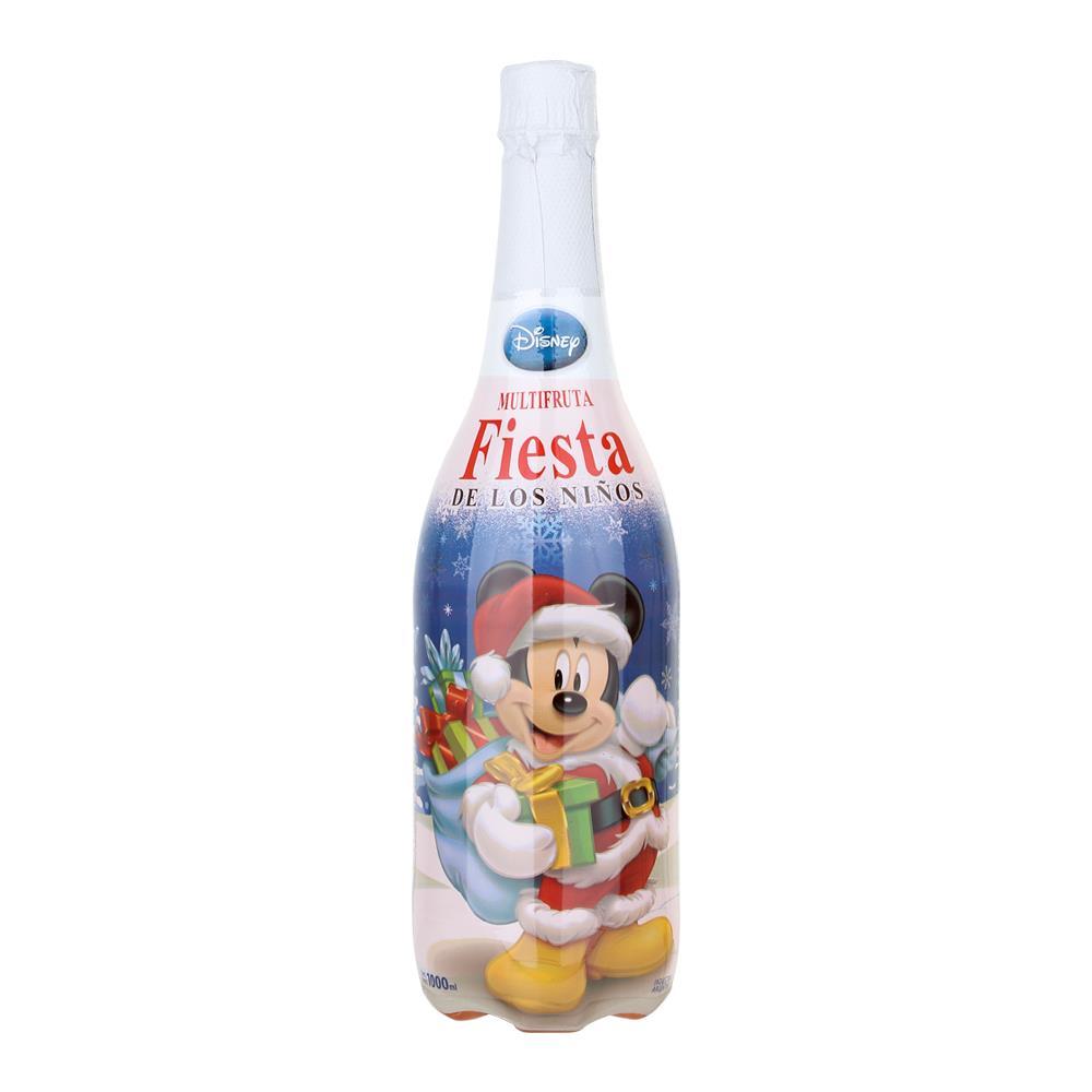 Multifruta Fiesta De Los Niños Sin Alcohol Botella 1 L