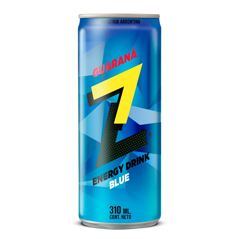 Energizante V Energy Blue Lata 250 CC