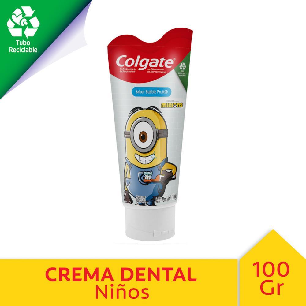 Crema Dental Colgate Smiles Pomo 75 Gr