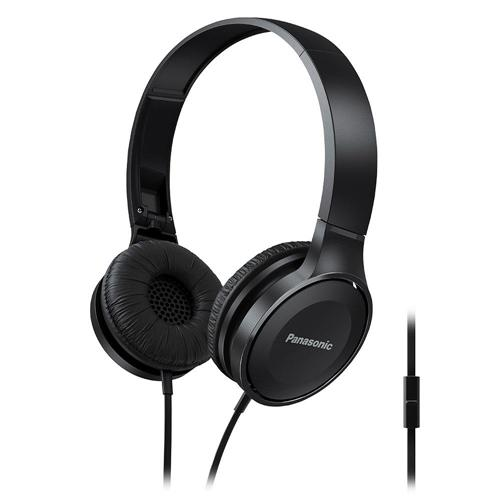 Auriculares Panasonic Rp-Hf100me-K Negro