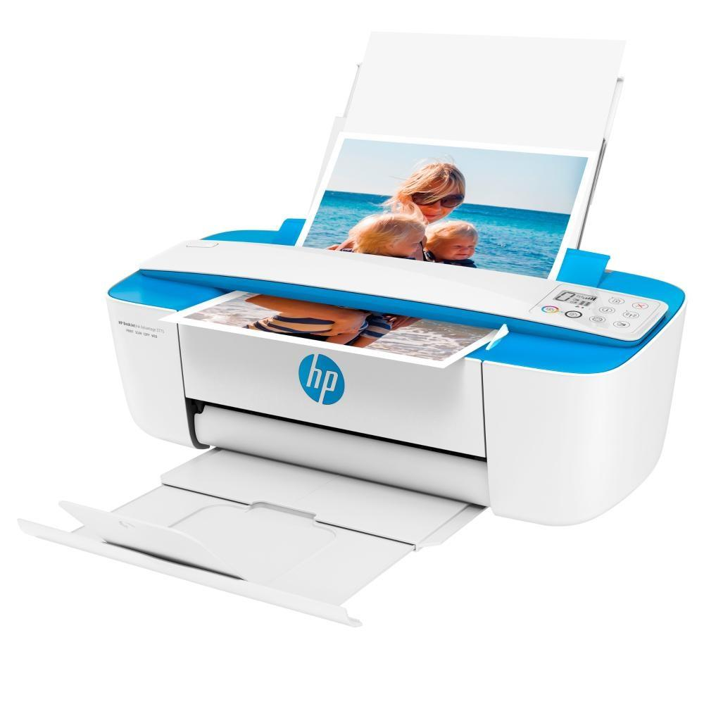 Multifuncion HP 3775 Wifi Desk Ink Advantage