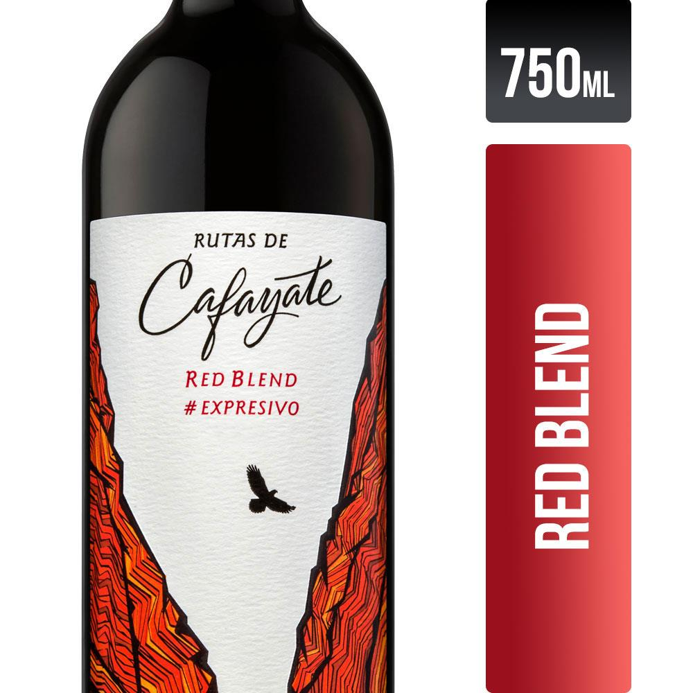 Vino Red Blend . CAFAYATE Bot 750 Ml