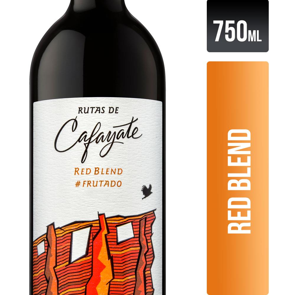 Vino Red Blend Frutado CAFAYATE Bot 750 Ml