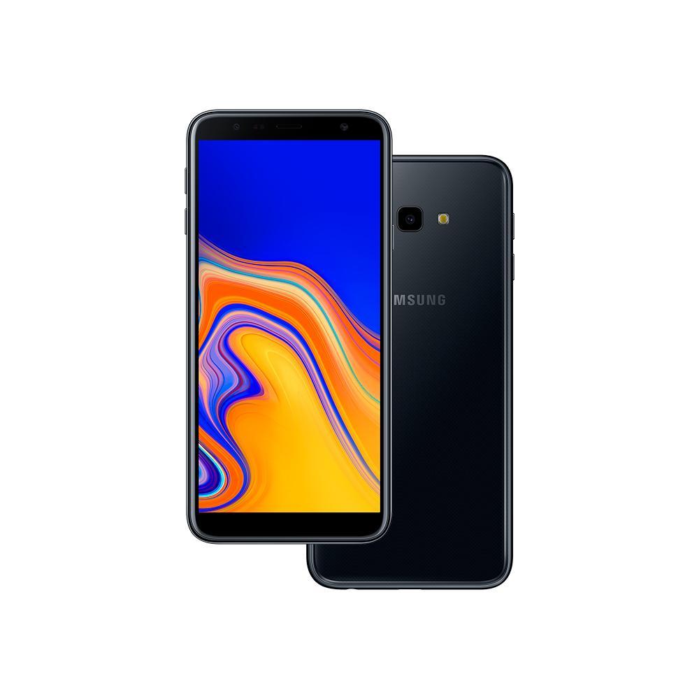 """Celular Libre SAMSUNG GALAXY J4 +  4G LTE 6"""" Sm-j415gzkkaro Negro"""