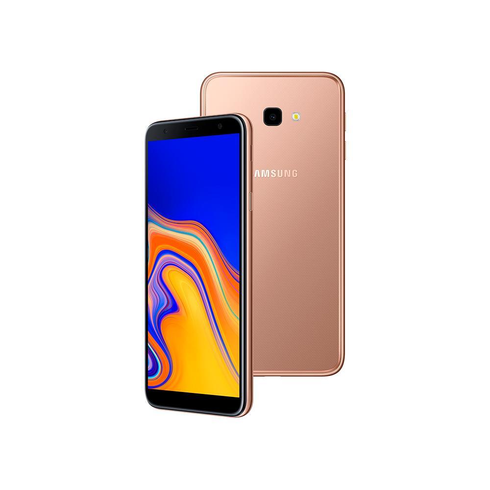 """Celular Libre SAMSUNG J4 + 4G LTE 6"""" Sm-j415gzkkaro Dorado"""