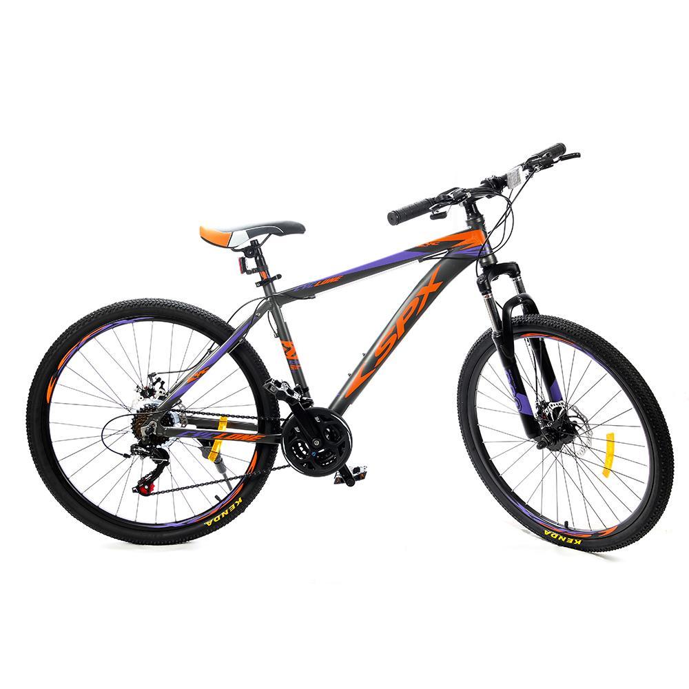 "Bicicleta Mountain Bike Cyclone SPX 26"""