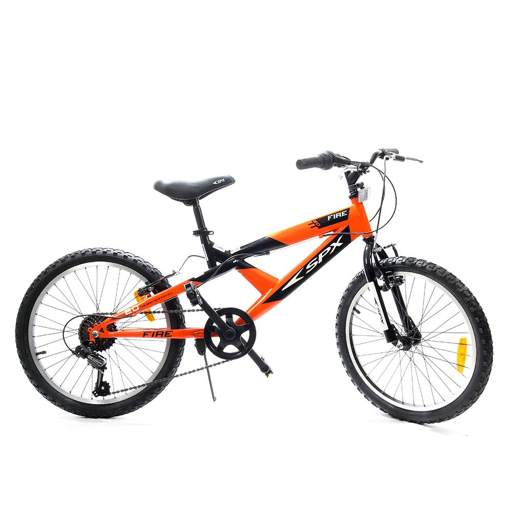 "Bicicleta Bmx Fire SPX 20""  Fire Naranja"
