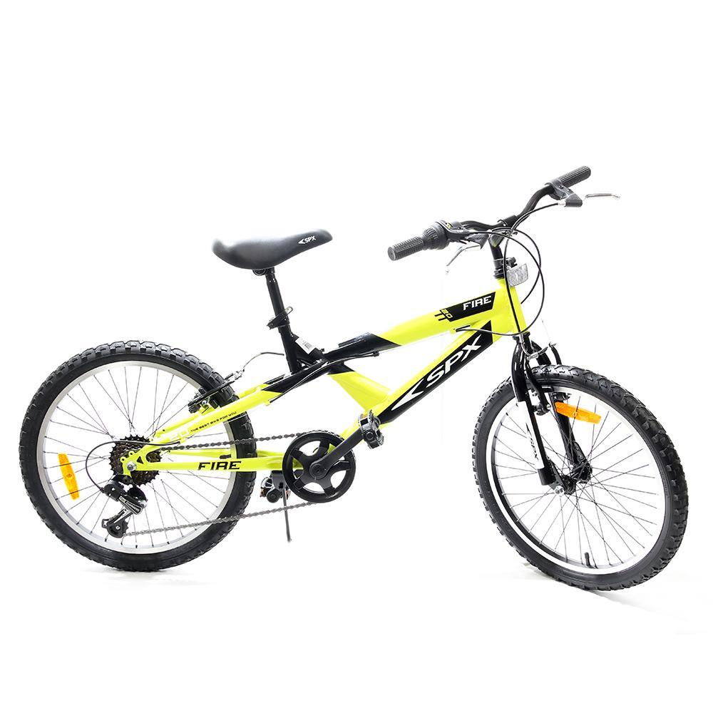 "Bicicleta Bmx Fire SPX 20"" Fire Verde"