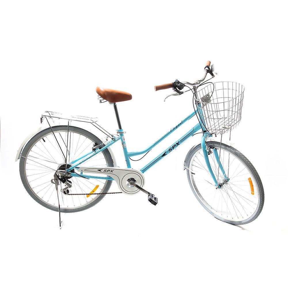 "Bicicleta De Paseo Elegant SPX 26"""
