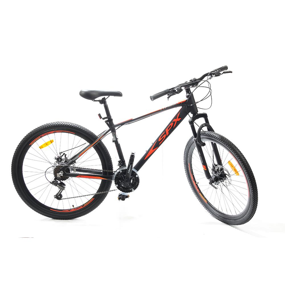 "Bicicleta Mountain Bike Typhoon SPX 26"" Negro - Rojo"