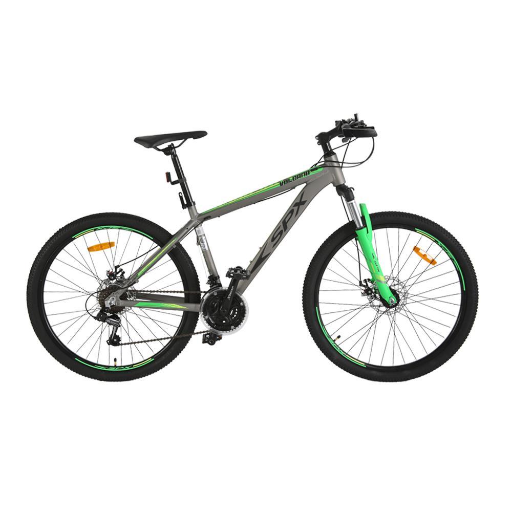 "Bicicleta Mountain Bike Volcano SPX 26"" Plateado"