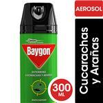 Insecticida BAYGON Cucarachas Verde Ultra Aer 360 CC