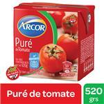 Pure De Tomate Arcor  Tetrabrik 520 Gr
