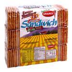 Galletitas Crackers GRANIX Paq 600 Grm