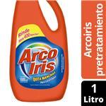 Lavandina Liquida ARCO IRIS  Para Ropa  Color Botella 1 L