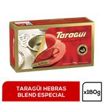 Té Negro TARAGUI En Hebras    Caja 180 Gr