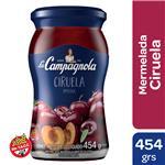 Mermelada Ciruela La Campagnola  Frasco 454 Gr