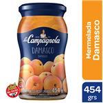 Mermelada Damasco La Campagnola  Frasco 454 Gr