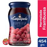 Mermelada Frambuesas La Campagnola  Frasco 454 Gr