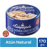 Atun Al Natural  La Campagnola  Lata 170 Gr