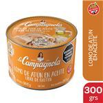 Atun  En Aceite La Campagnola  Lata 300 Gr