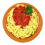 Spaguettis C/ Salsa Rotiseria