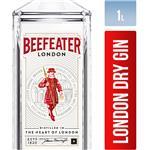 BEEFEATER London Dry Gin Botella De 1 Litro