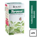 Té Boldo TARAGUI     Caja 25 Saquitos