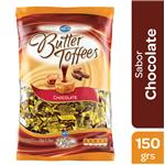 Caramelos BUTTER TOFFEES Chocolate Bol 150 Grm