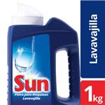 Detergente En Polvo SUN Para Lavavajilla Bot 1kg