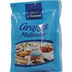 Granas La Parmesana Multicolor Sobre 85 Gr