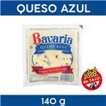 Queso Azul . Bavaria Paq 140 Grm