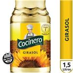 Aceite Girasol COCINERO Botella 1.5 L
