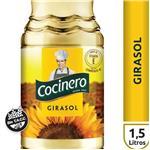 Aceite Girasol  COCINERO  Botella 1,5 L