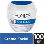 Crema Facial S Pond'S Pot 100 Grm