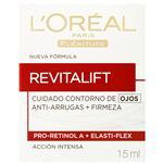 Crema Facial Ojos LOREAL Pot 15 Grm