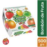 Bombon Fruta Arcor Pot 500 Grm