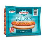 Salchicha PALADINI X12 450 Grm