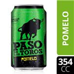 Gaseosa Paso De Los Toros Lata 354 CC
