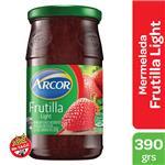 Mermelada Frutillas ARCOR   Light Frasco 390 Gr
