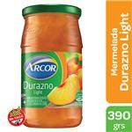 Mermelada Durazno ARCOR   Light Frasco 390 Gr