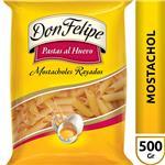 Mostachol Don Felipe Al Huevo   Paquete 500 Gr