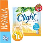Jugo En Polvo CLIGHT Naranja Light   Sobre 9.7 Gr