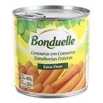 Zanahoria  BONDUELLE Extra Fina Lata 400 Gr
