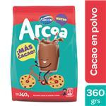Cacao Arcoa  Bolsa 360 Gr